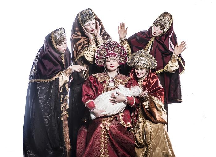 5. «Сказка о Царе Салтане» в Музыкальном театре