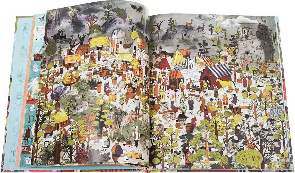 Виммельбух. Анна Клейборн. «Где Шекспир?» и ««Где балерина?». Иллюстраци, Тилли, Го Эбигейл. Издательство «Мастерская детских книг»