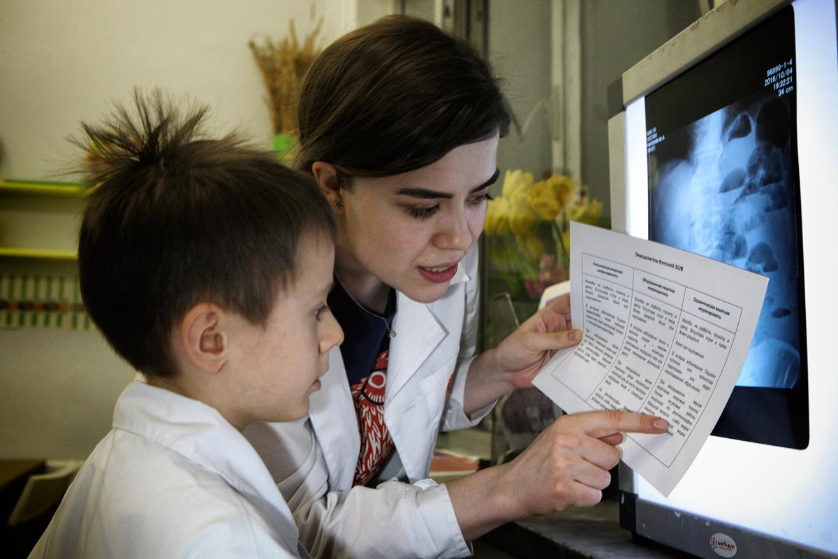 Куда сходить с ребёнком. Научное шоу «Лечебное Дело» от проекта «Умный Минск»