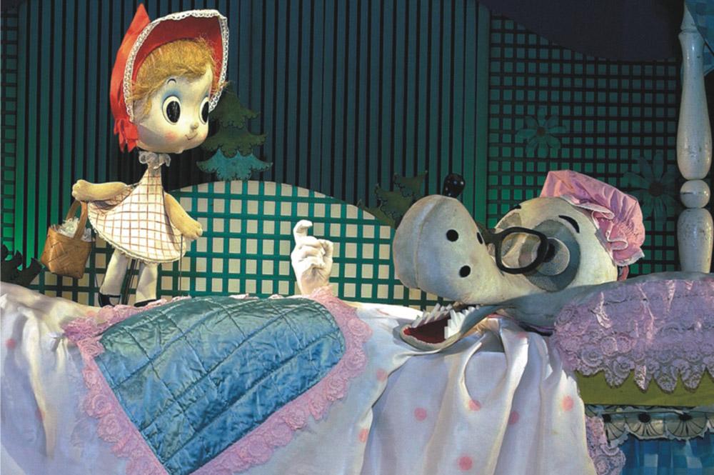 Спектакль «Красная Шапочка» в Театре кукол. Куда сходить с ребёнком